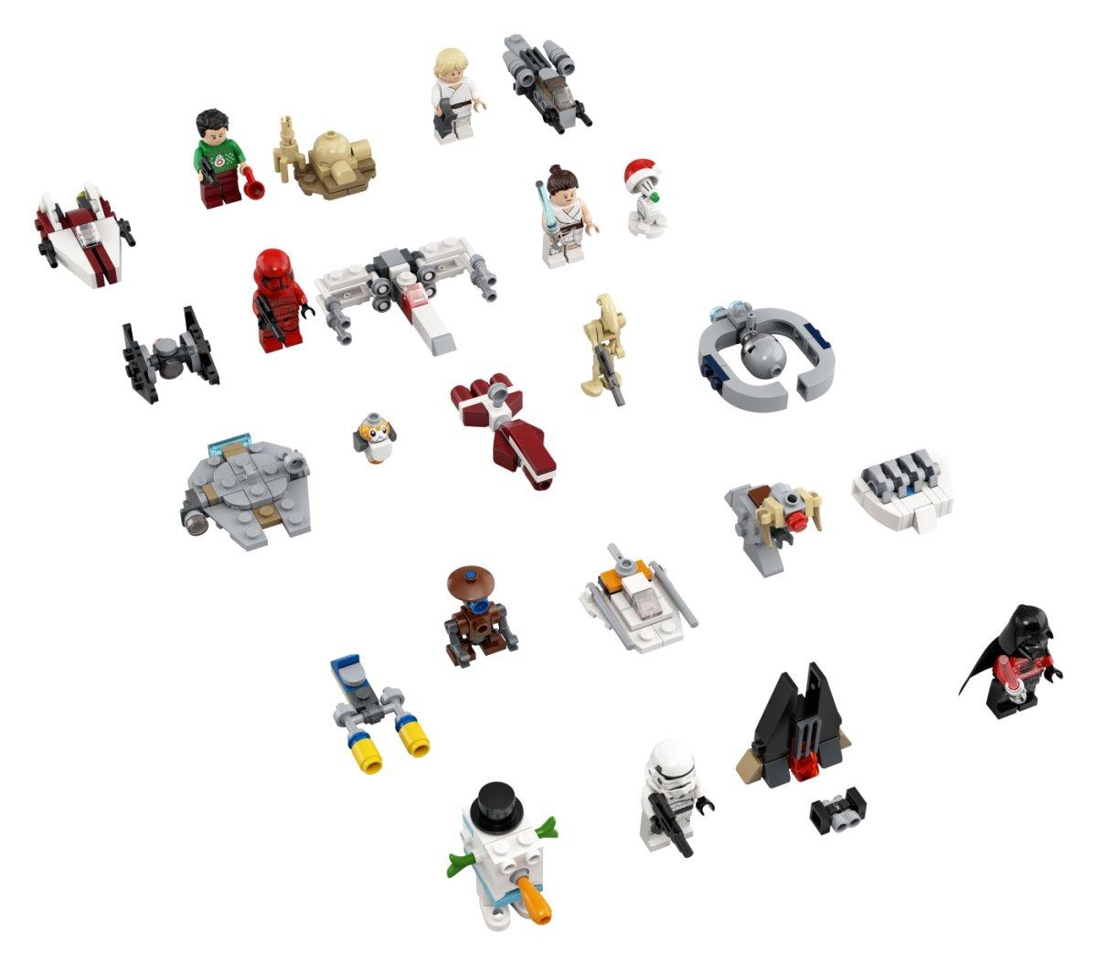 LEGO Star Wars 75279 Adventní kalendář LEGO® Star Wars™