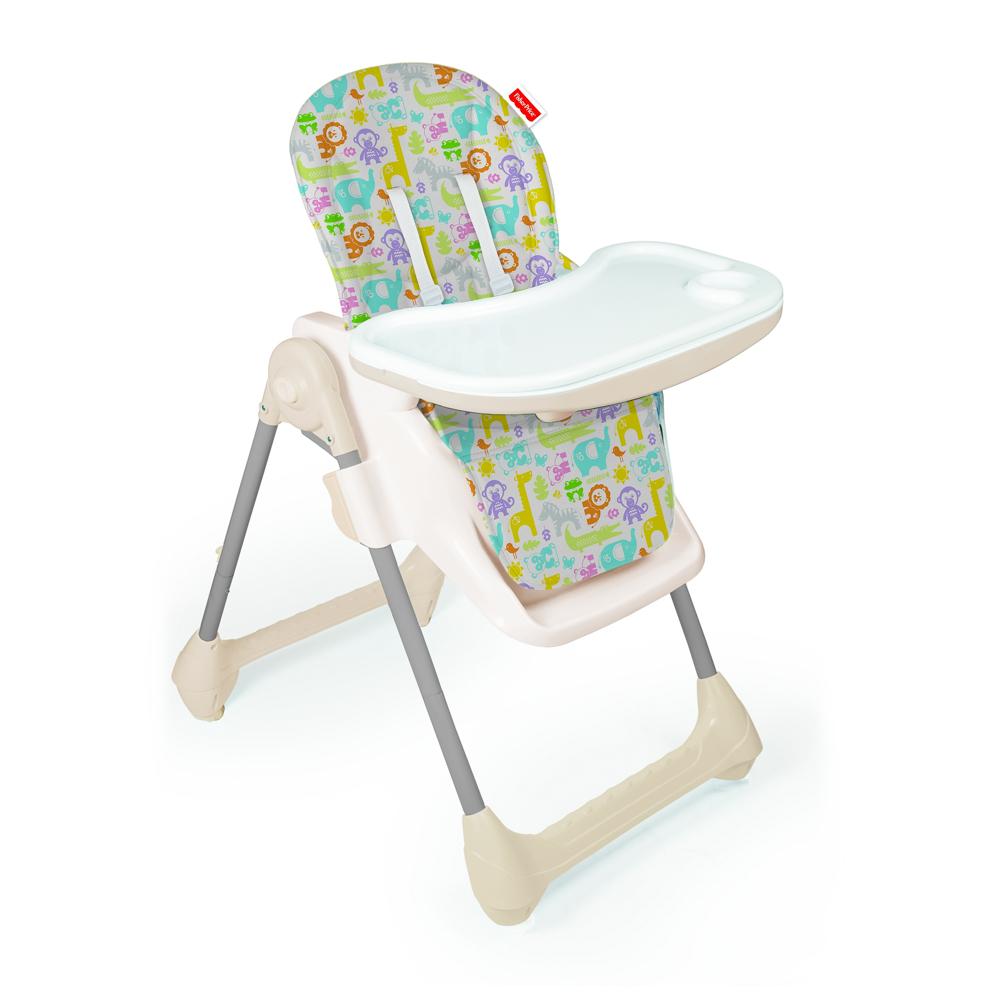 Dětská jídelní deluxe židlička Fisher Price