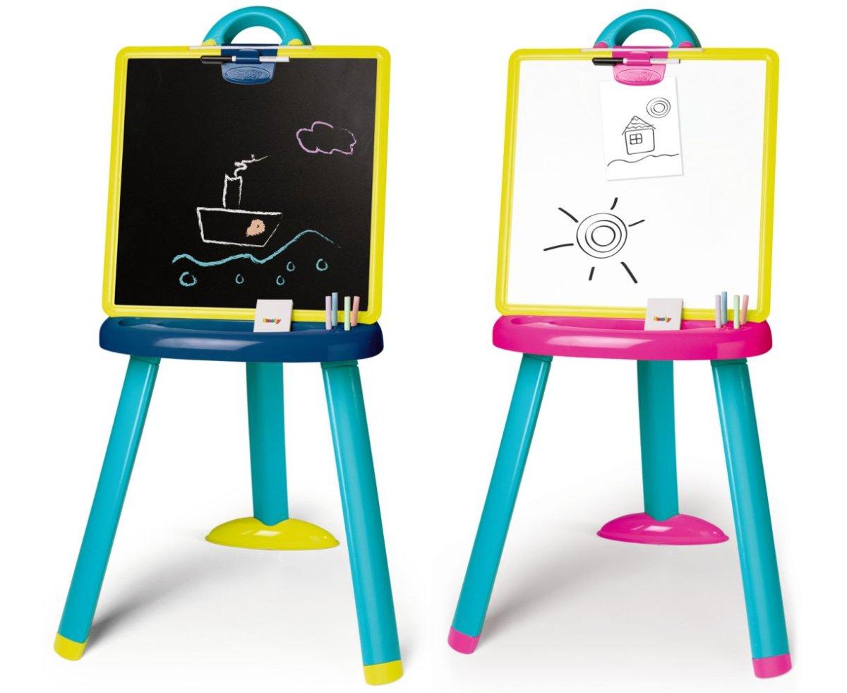 Smoby Tabule na kreslení 2v1 - mix variant či barev