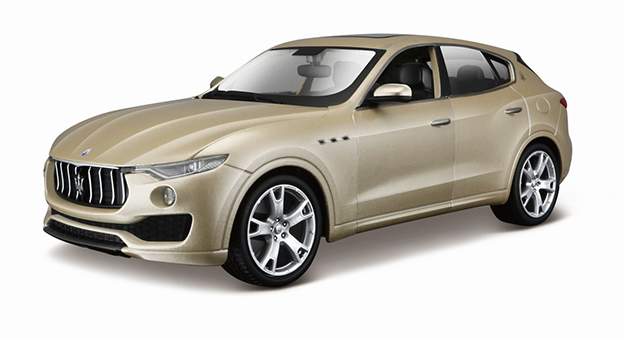 1:24 PLUS MASERATI LEVANTE GOLD
