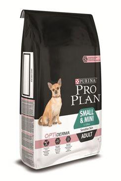 ProPlan Dog Adult Sm&Mini Optiderma salmon 3kg