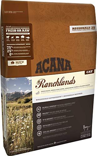Acana Cat Ranchlands Regionals 340g