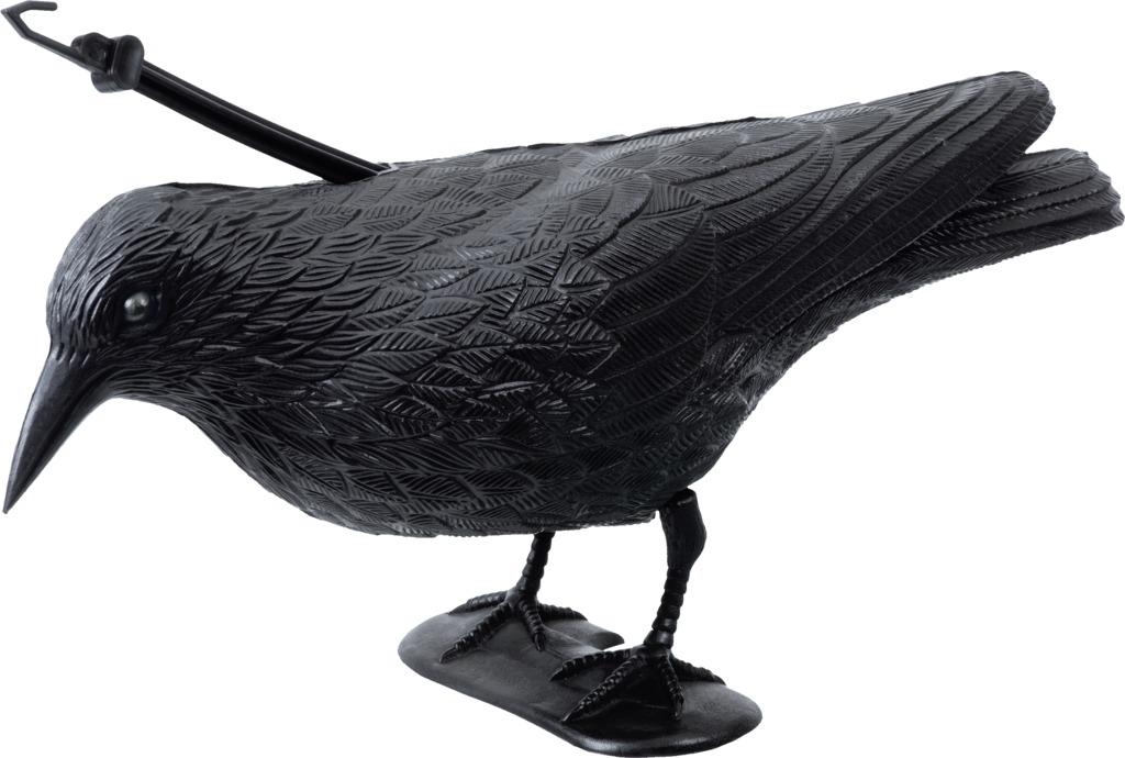 Plašič ptáků vrána 43 x 14 x v 24cm Stocker