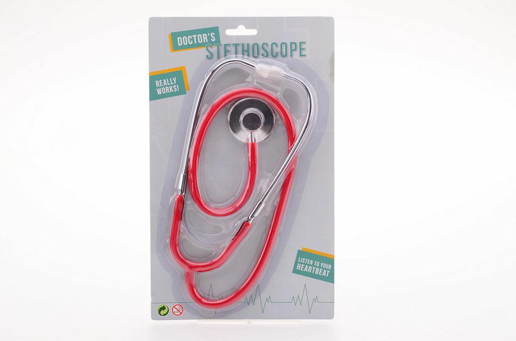 Stetoskop pro nejmenší doktory funkční