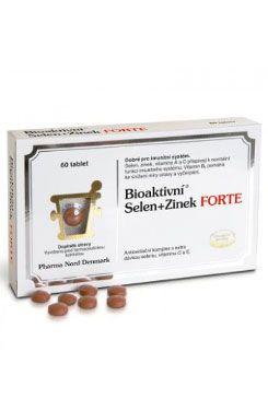 Bioaktivní Selen+Zinek Forte 60tbl