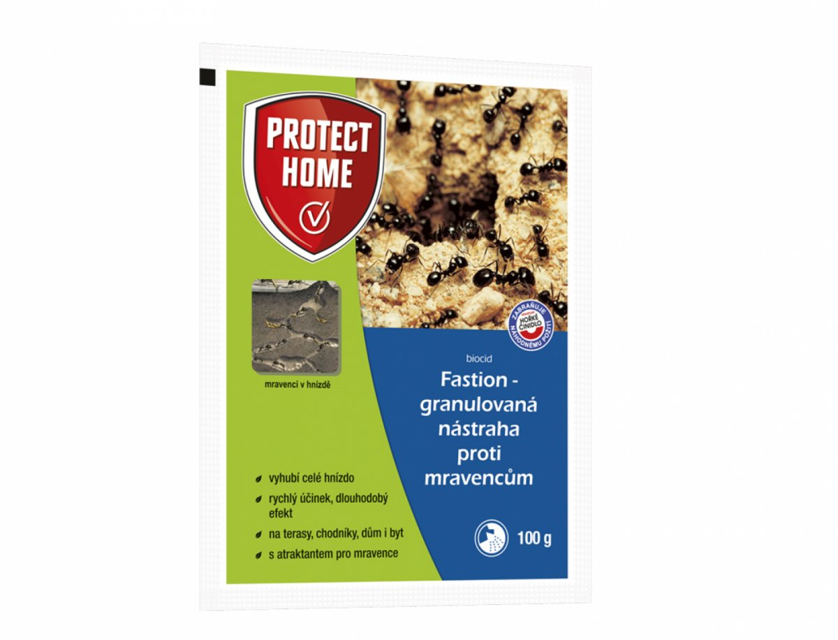 Nástraha FASTION na mravence granule 100g