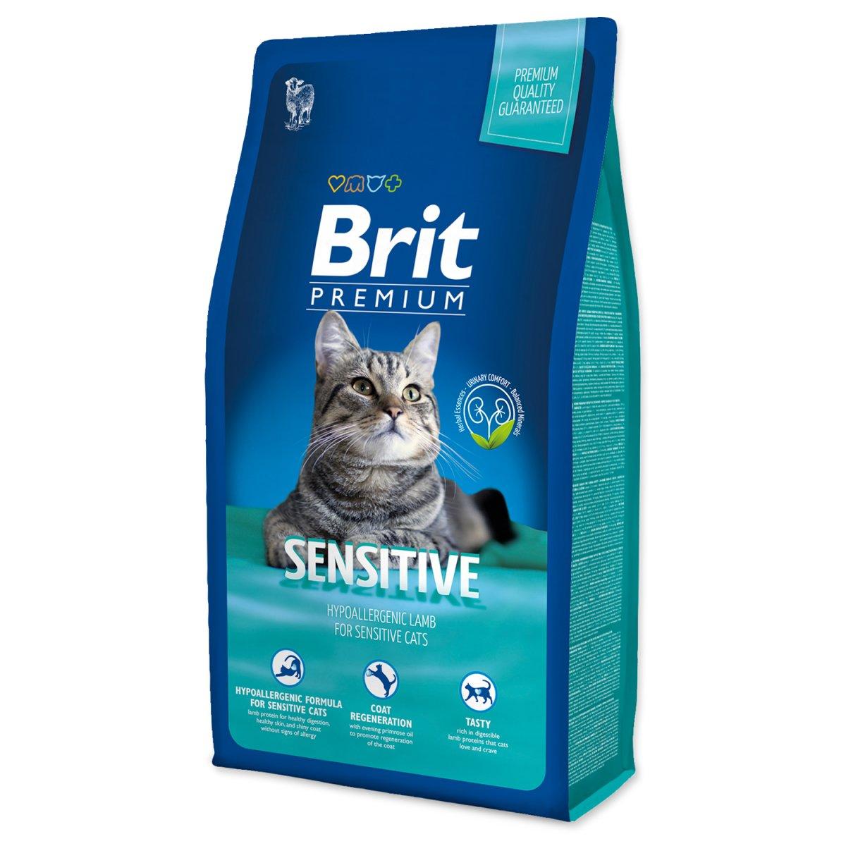 BRIT Premium Cat Sensitive (8kg)
