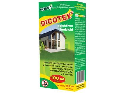 AGRO DICOTEX selekt. herbicid 100ml