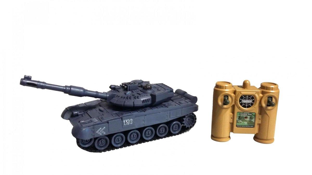 Mac Toys Tank na dálkové ovládání