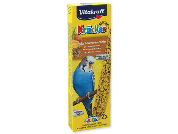 Kracker VITAKRAFT Sittich Egg (2ks)