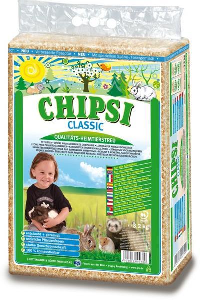 Hobliny JRS Chipsi (3,2kg)