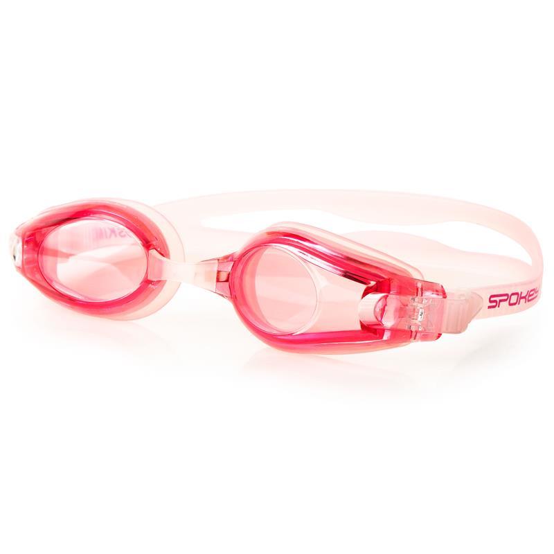 Spokey SKIMO Plavecké brýle, růžové