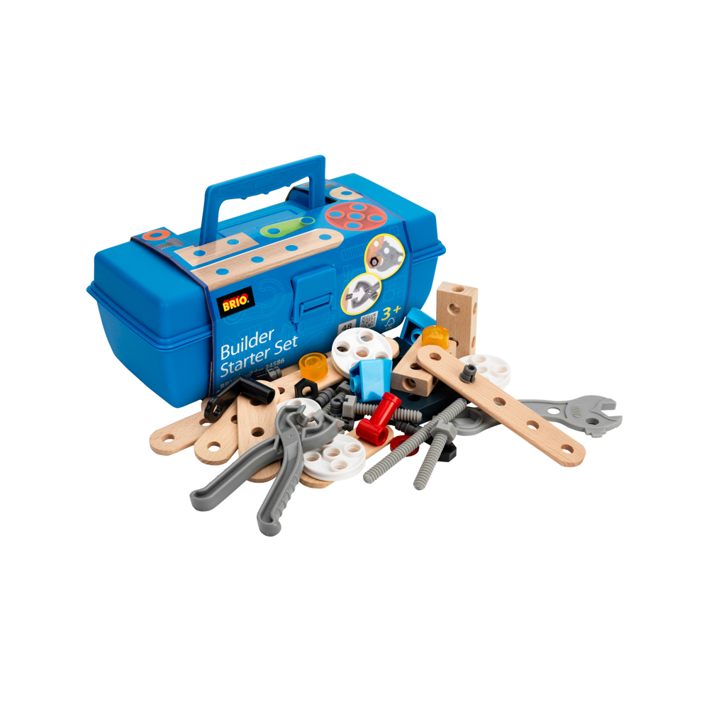 Builder - startovací set v kufříku 48 ks