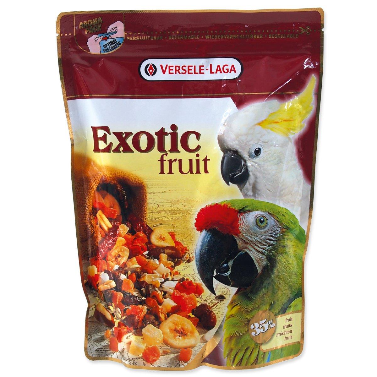 VERSELE-LAGA Exotic směs ovoce pro velké papoušky (600g)