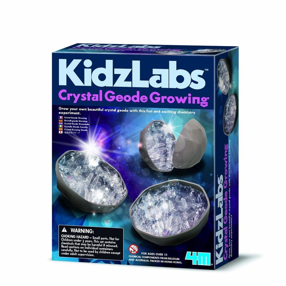 Mac Toys 4M Pěstování krystalů ve škebli