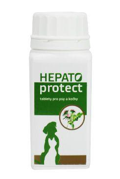 HEPATOprotect tablety pro psy a kočky 80tbl