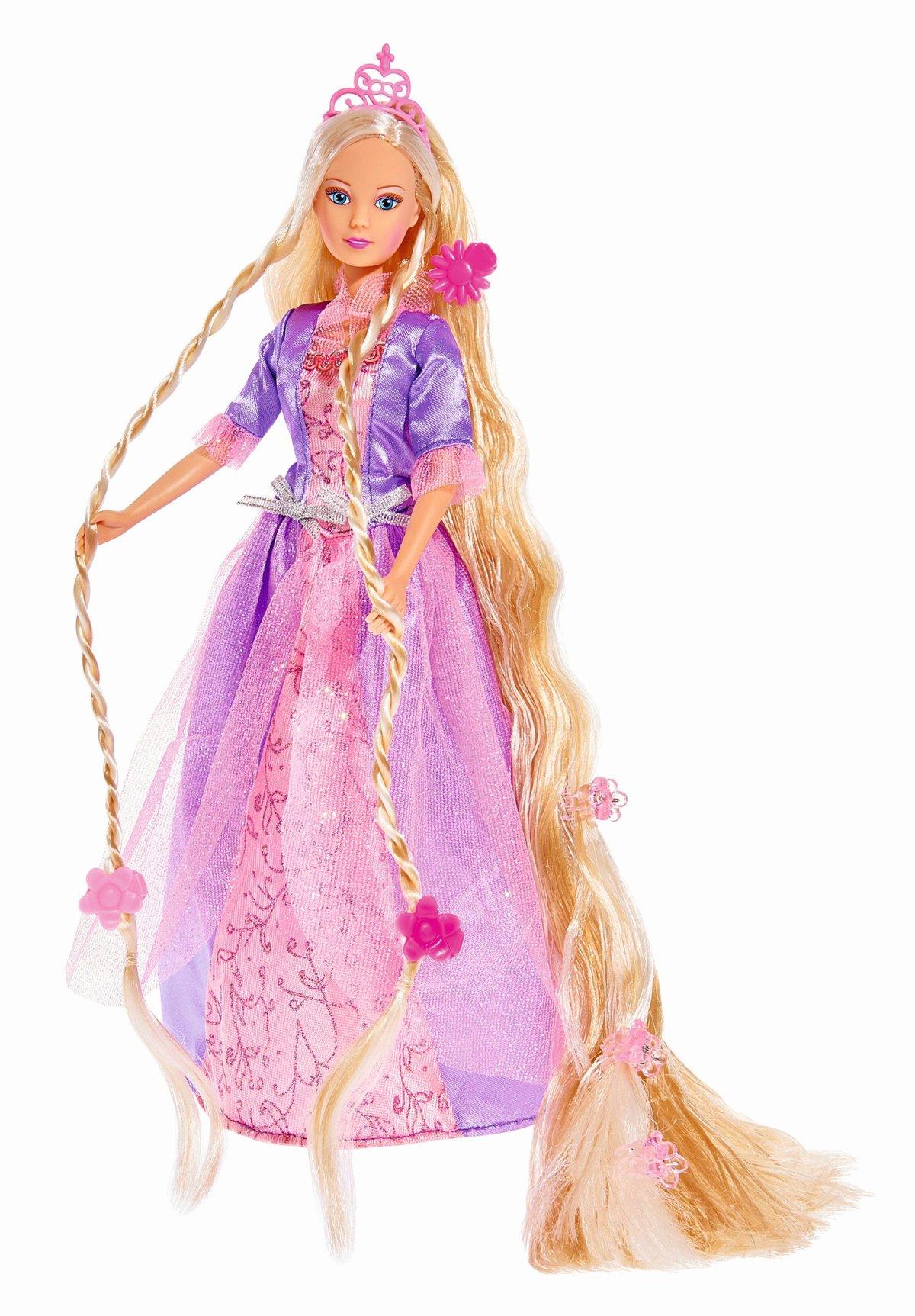 Simba Panenka Steffi Rapunzel - mix variant či barev