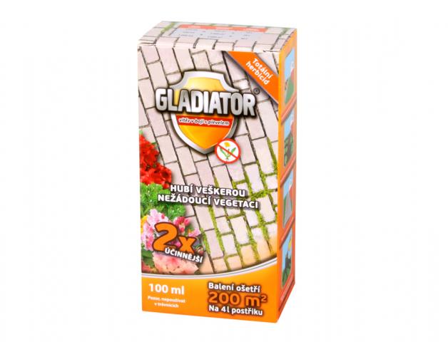 Herbicid GLADIATOR 100ml