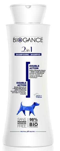 Biogance šampon 2v1 250 ml