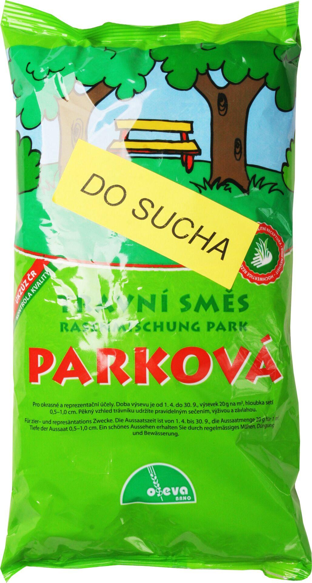 Travní směs - Parková Do sucha 5 kg