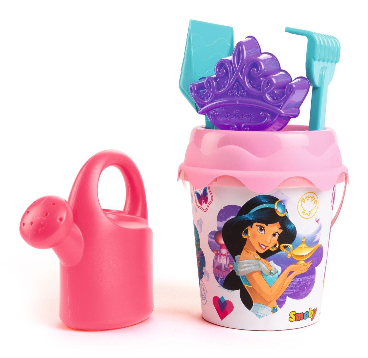 Smoby Set na písek Kyblíček Disney Princess
