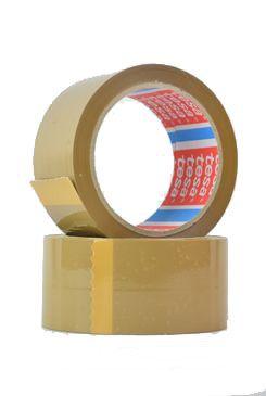 Páska balící Tesa hnědá 48mmx66m