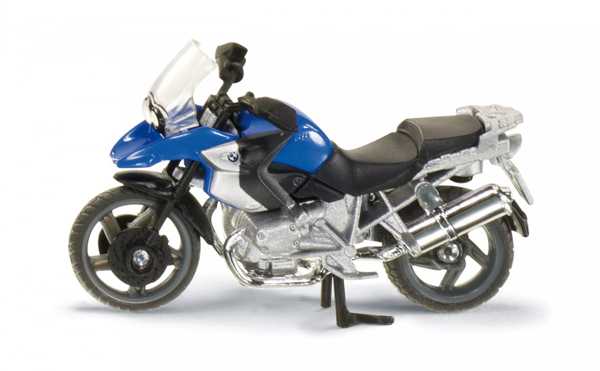 SIKU Blister - BMW motorka