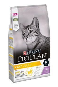ProPlan Cat Light Turkey 3kg