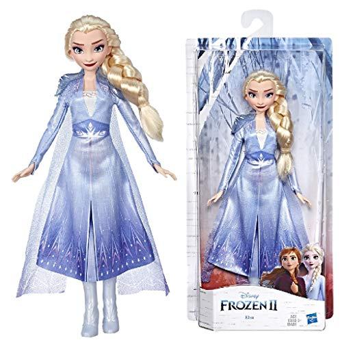 Frozen 2 Panenka Elsa