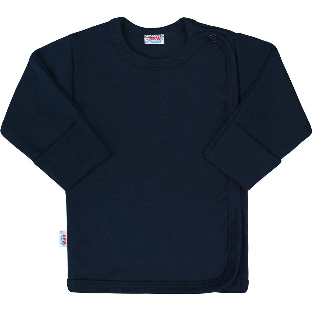 Kojenecká košilka New Baby Classic II Kluk 3ks - 56 (0-3m)