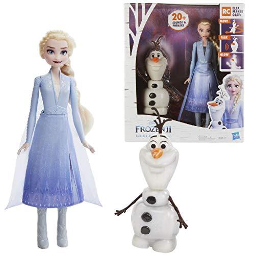 Ledové království 2 Olaf a Elsa