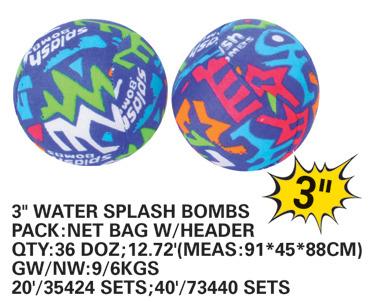 Vodní bomby