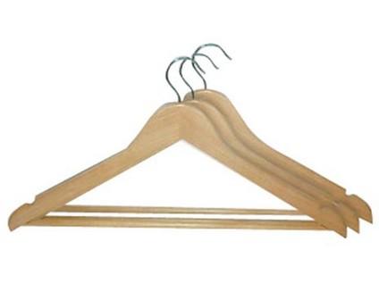 ramínko dřevěné (3ks)