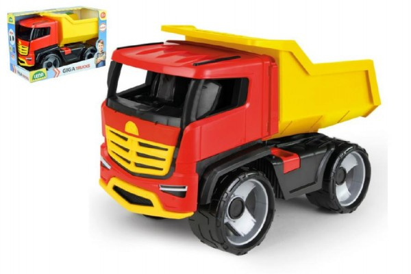 Auto sklápěč Giga Trucks Titan plast 47cm