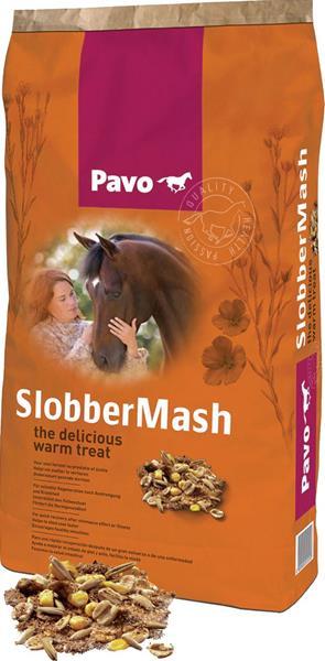 Pavo Müsli Slobber Mash 15 kg