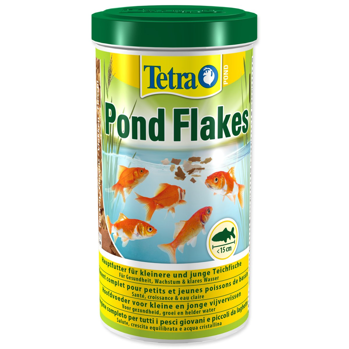 TETRA Pond Flakes