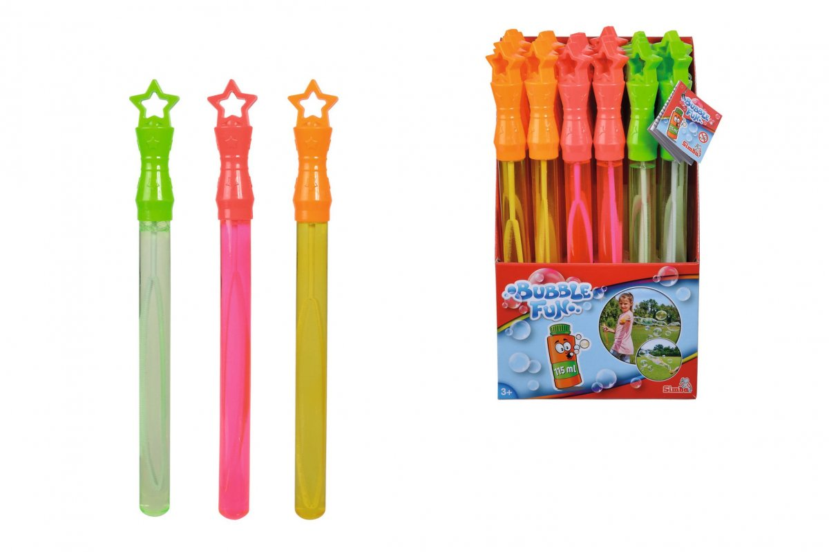 Bublifuk Hůlka obří bubliny - mix variant či barev