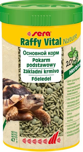 Sera Raffy Vital Nature - plaz 250 ml