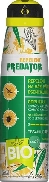 Predator Bio repelent spray 150 ml