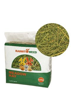 Seno luční RabbitWeed 0,6kg 1,9 l