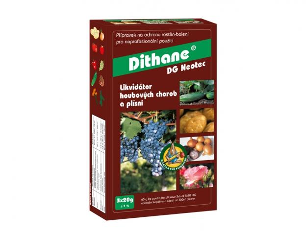 Fungicid DITHANE DG NEOTEC 3x20g