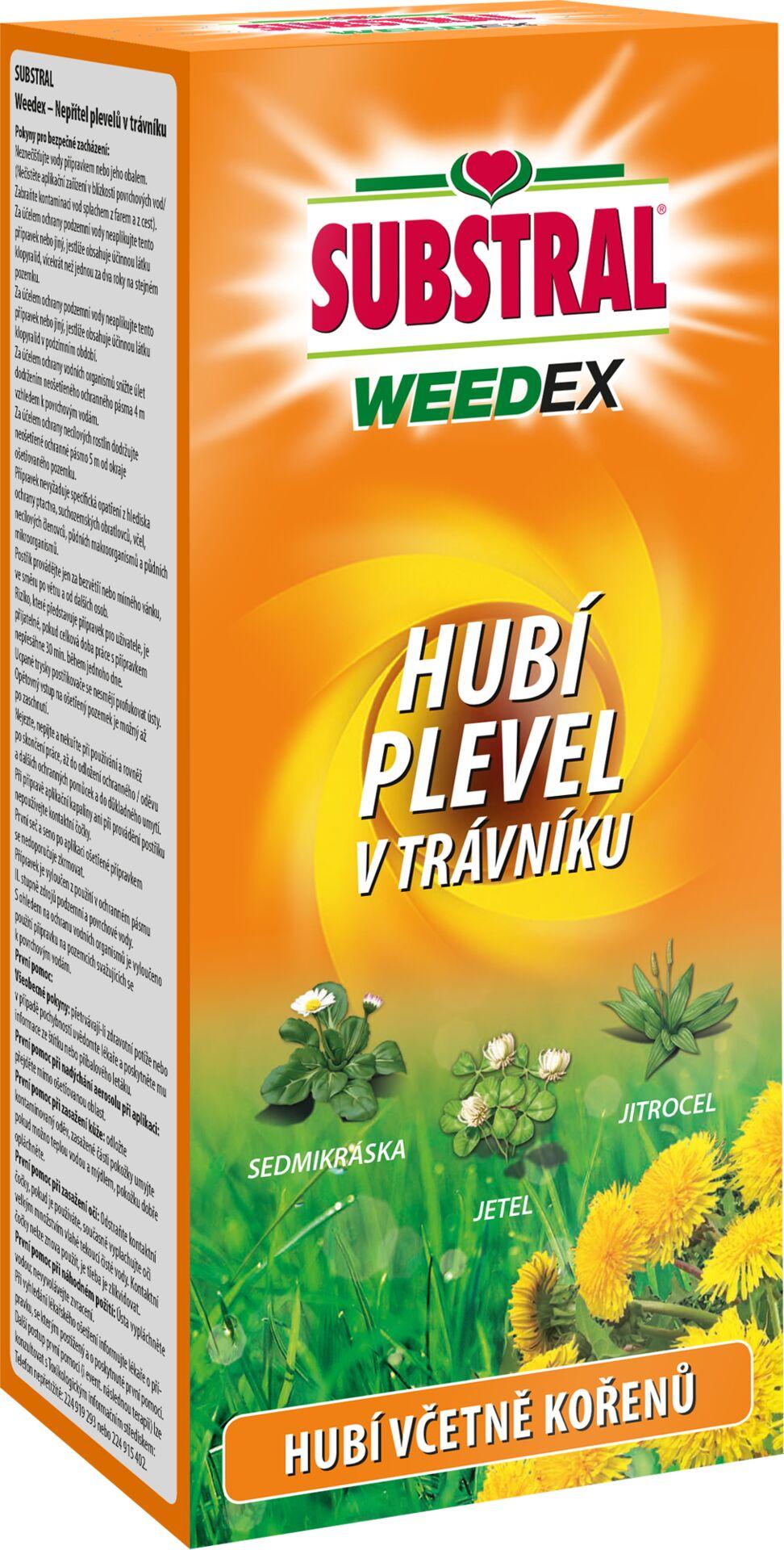 Weedex - 500 ml koncentrát EVERGREEN