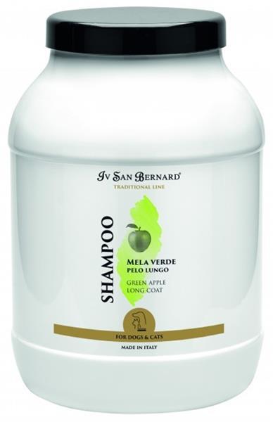 Šampon San Bernard zelené jablko 3l