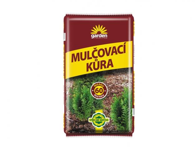 Mulč kůrový FORESTINA GARDEN 60l