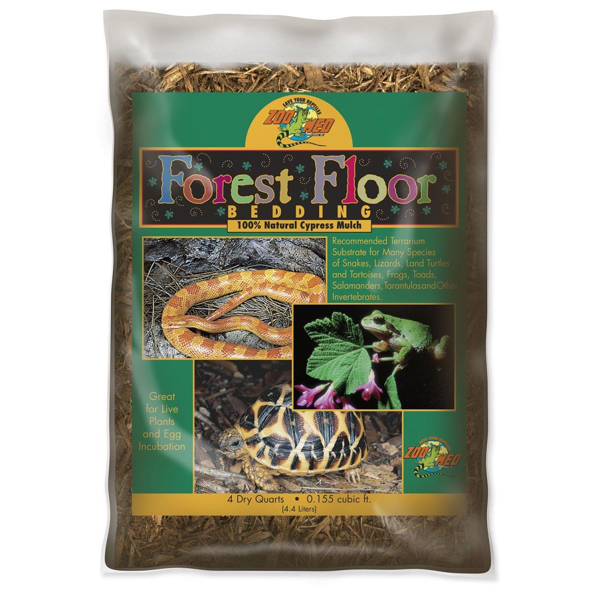 Podestýlka ZOO MED cypřišový kompost (4,4l)
