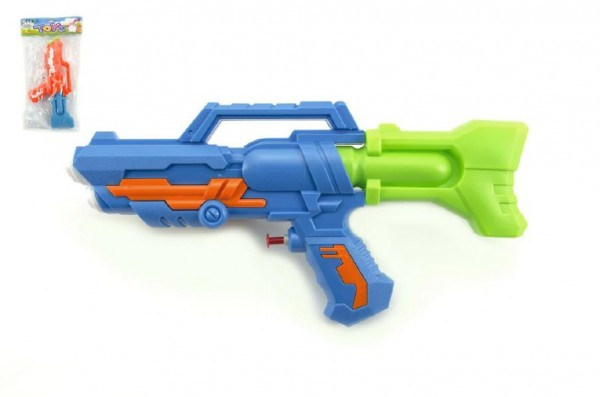 Vodní pistole plast 32cm - mix barev