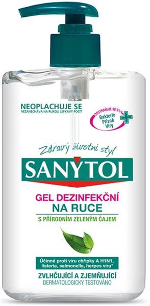 Sanytol dezinfekční gel na ruce 250ml