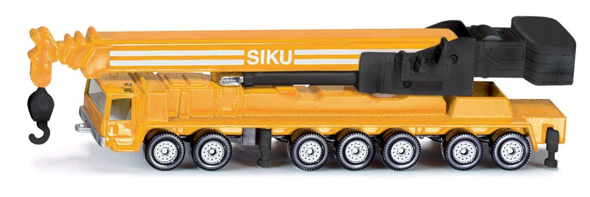 SIKU Blister - Těžký autojeřáb
