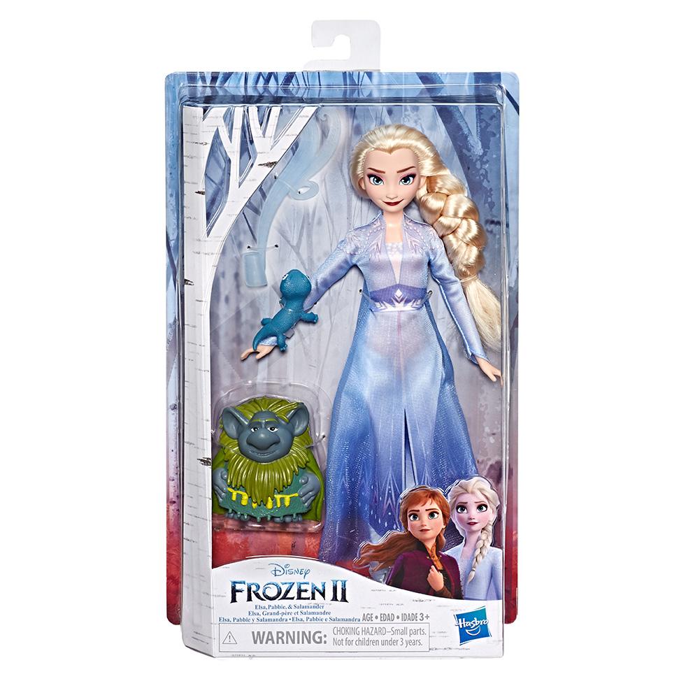 Ledové království 2 Panenka Elsa s kamarádem