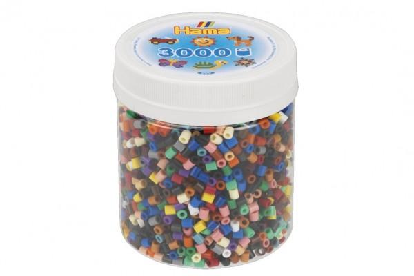 Zažehlovací korálky Hama plast